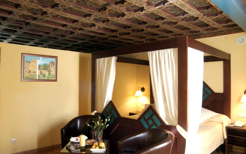Habitación Cuéllar. Hotel Spa La Casa Mudéjar