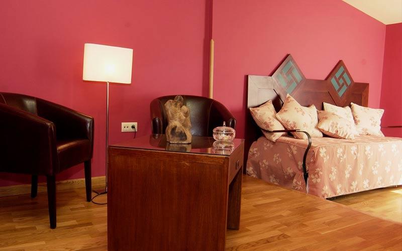 Junior Suite. Hotel Spa La Casa Mudéjar