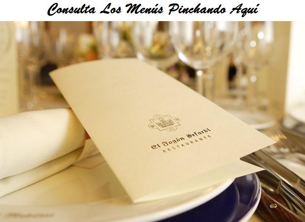 Menús Comuniones Hotel Spa La Casa Mudéjar