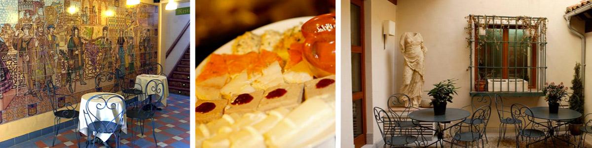 Restaurante en Segovia - La Casa Mudéjar